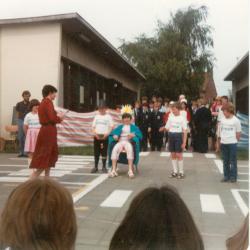 Schoolfeest, Lichtervelde, 1982-1983