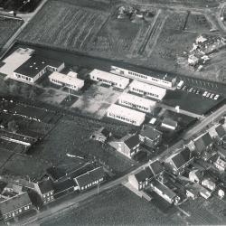 Luchtfoto's, Lichtervelde, 1964