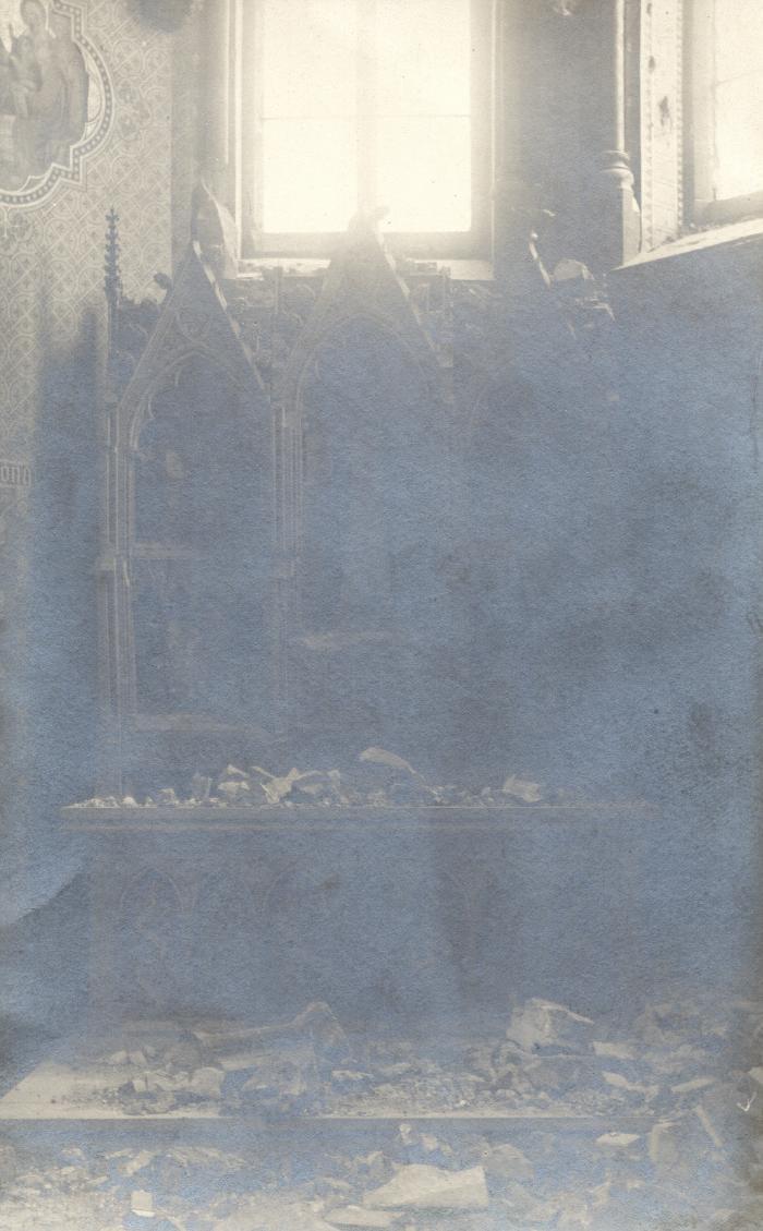 Zijaltaar kerk Dadizele