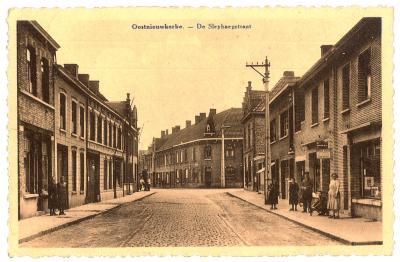 Oostnieuwkerke. - De Sleyhaegstraat