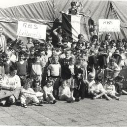 Schoolfeest, Lichtervelde, 7 juni 1986
