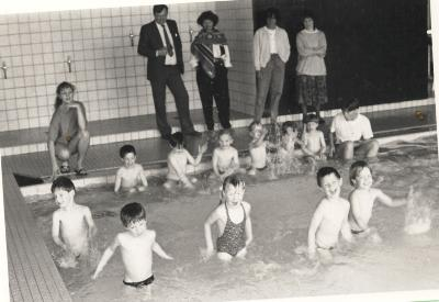 Zweminitiatief voor de kleuters, Lichtervelde, 25 april 1989