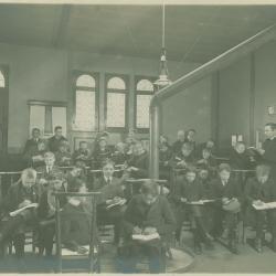 5e Latijnse klas, 1914-1915, Sacristie Sint-Amandskerk Roeselare