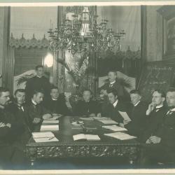 Bij bankier Willems, Roeselare