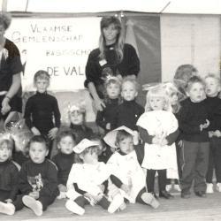 Schoolfeest, Lichtervelde, 13 mei 1989