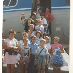Buitengewone schoolreis, Lichtervelde, 23 mei 1989