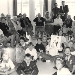 De jeugd bezoekt derde leeftijd, Lichtervelde, 16 november 1989