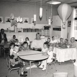 Nieuwe klasjes, Lichtervelde, september 1990