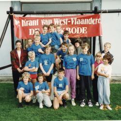 Veldloop , Roeselare, 24 oktober 1990