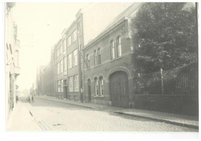 Het klooster, Schoolstraat, Ingelmunster, ca 1940