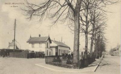 Stationsgebouw Ingelmunster