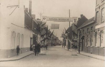 Bevrijdingsstoet, Ingelmunster, 1919