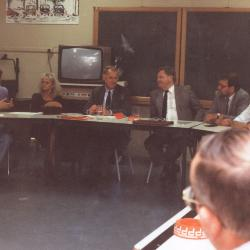 Info-vergadering, Lichtervelde, 12 juni 1992