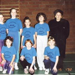 Schoolsporten, Lichtervelde, januari 1992