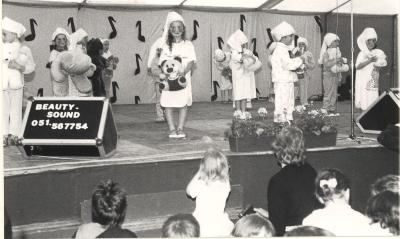 Schoolfeest, Lichtervelde, 4 mei 1991