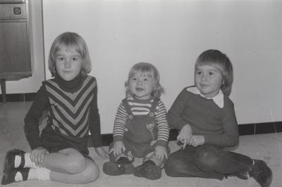 Kinderen Frans Bruneel, Moorslede december 1975
