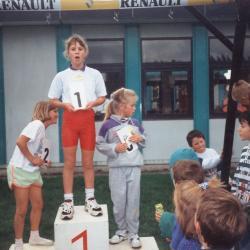 Winnaar Cross-Cup-Scholencross, Lichtervelde, 24 november 1993