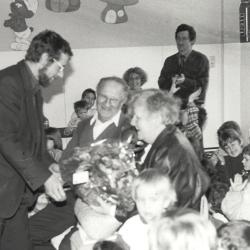 Nonkel Georges met pensioen, Lichtervelde, 31 januari 1994