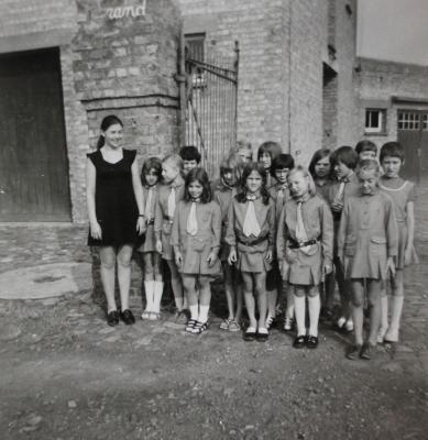 Chiro Gits, 1972- 1973