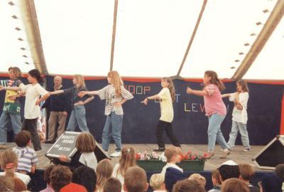 Schoolfeest, Lichtervelde, 4 juni 1994