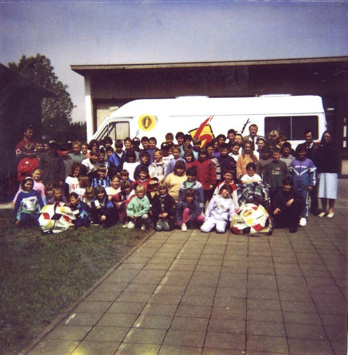 Voetbalinitiatie, Lichtervelde, 19 mei 1995