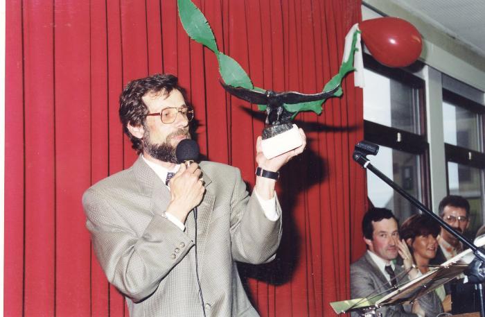 De Valke neemt afscheid van haar directeur, Lichtervelde, 1996