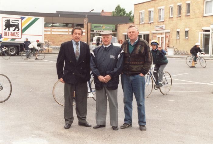 "Initiatie wielrennen ""cyclo days"", Lichtervelde, 12 mei 1995"