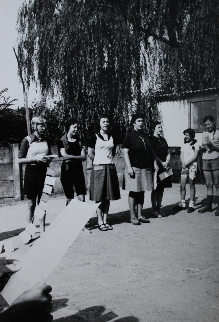 Chiro Gits,1974 -1975, Munkzwalm deel II