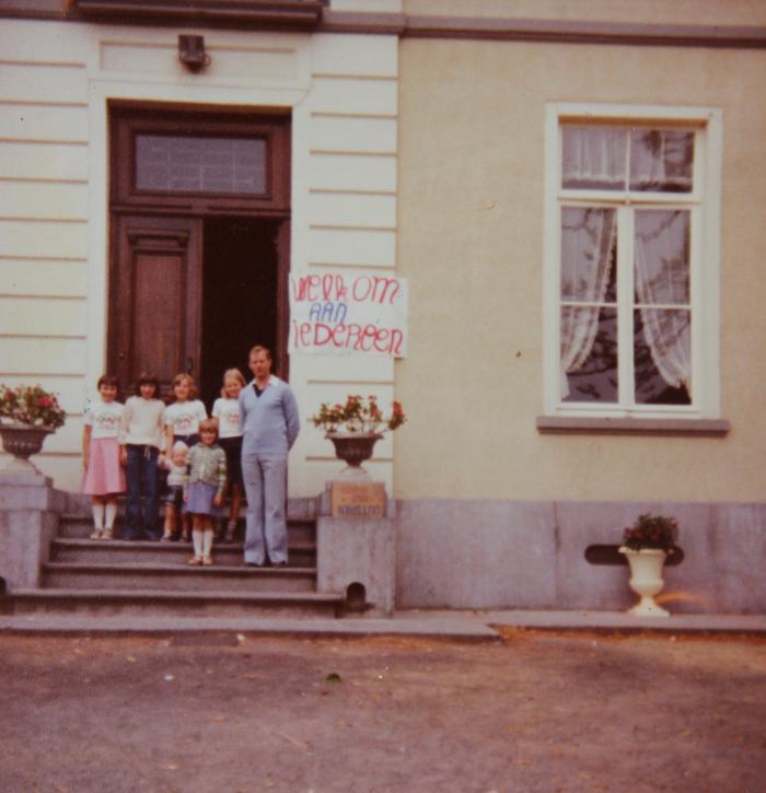 Chiro Gits, Chirojaar 1977 - 1978, Kamp Goeferdinge