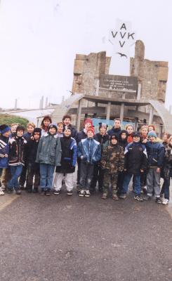 Bezoek aan eigen streek, Lichtervelde, 25 november 1999