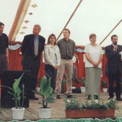 Schoolfeest basisschool De Valke, Lichtervelde, mei 2000