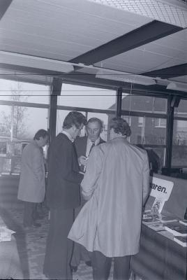 Boekententoonstelling RMS, Moorslede december 1975