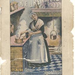 De Belgische keukenmeid
