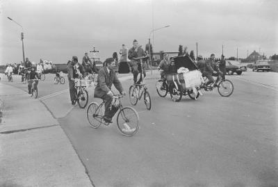 Ieperstraat kermis, Moorslede september 1975