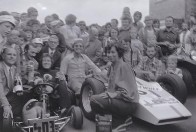 Autorace, Staden september 1975