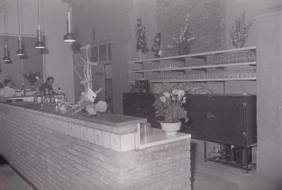 Opening 'Bloemenhof' Staden, september 1975
