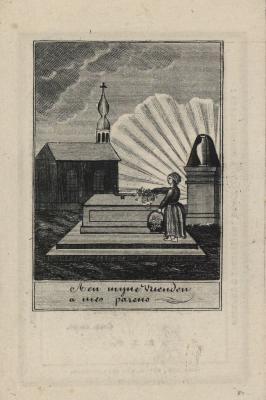 Bidprentjes, Ingelmunster, 1838