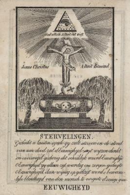 Bidprentjes, Ingelmunster, 1831