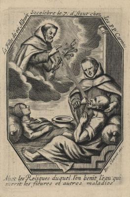 Bidprentjes, Ingelmunster, 1830