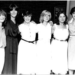 Voorselectie batjesprinsesverkiezing, 1982