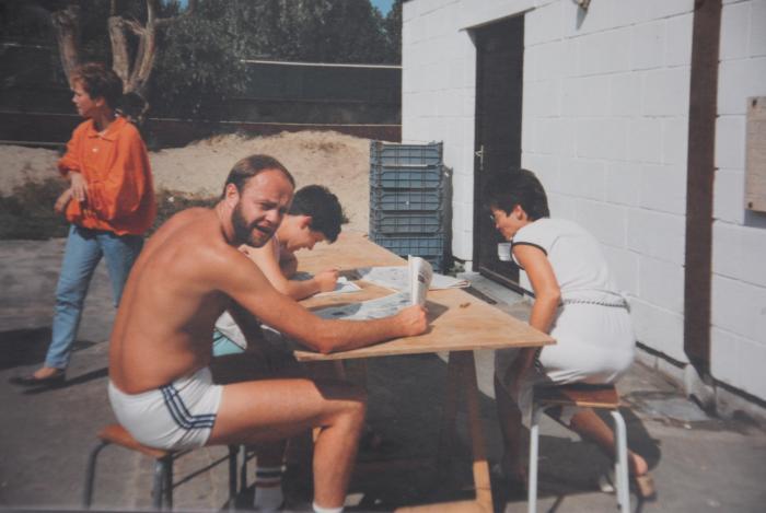 Chiro Gits , Chirojaar 1985-1986