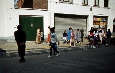 Tap en Torrestoet Dadizele: publiek; 15 mei 1983