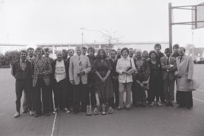 Volkscross RMS Moorslede, mei 1975