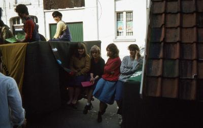 Tap en Torrestoet Dadizele: jonge meiden; 15 mei 1983