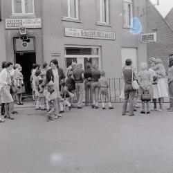 Feest op De Ruiter, Roeselare juni 1975