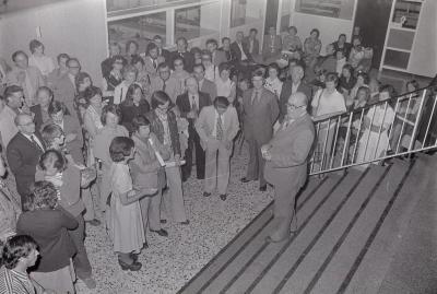 Tentoonstelling Staden, mei 1975
