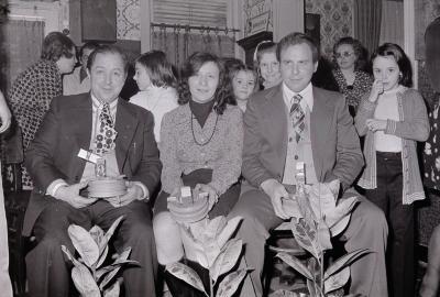 Vogelpikkers 't Kruiske, Moorslede februari 1975