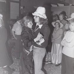 Jeugdcarnaval Staden, februari 1975