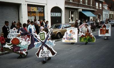 Tap en Torrestoet Dadizele: reclame bezienswaardigheden; 15 mei 1983