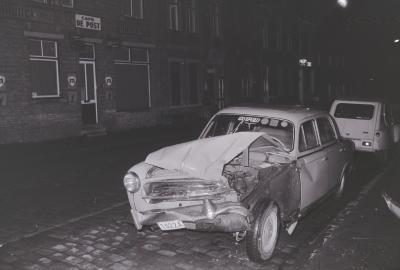 Auto na ongeval, Moorslede 1975